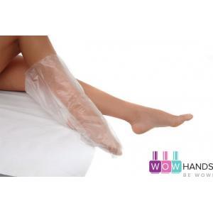 Пакеты для парафинотерапии ног Doily 30х50 см (100 шт/пач)