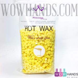 Воск в гранулах, Hot Wax, Honey, 500 гр