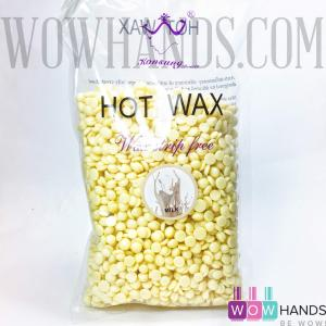 Воск в гранулах, Hot Wax, Milk, 500 гр