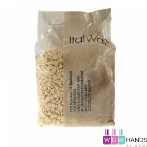 Воск гранулированный ItalWax Белый шоколад (Бразильский), 1 кг