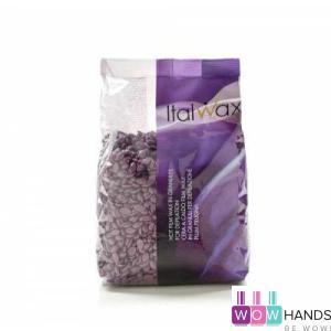Воск гранулированный ItalWax Слива, 1 кг