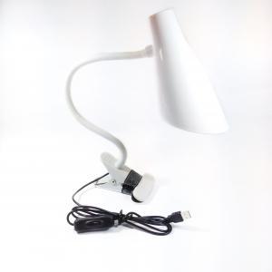 Гибкая настольная лампа с креплением FX018.