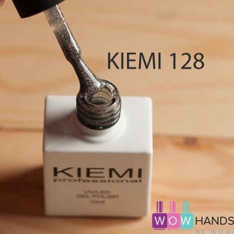 Гель-лак Kiemi № 128, 10мл