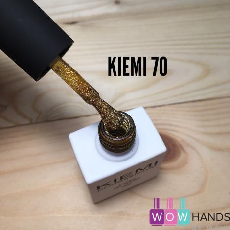 Гель-лак Kiemi № 70, 10мл