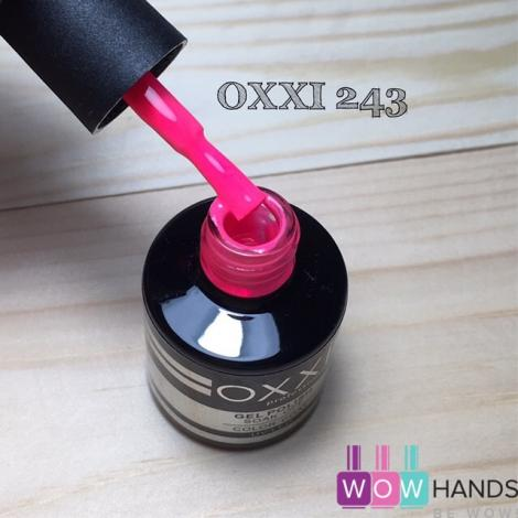 Гель-лак OXXI 8 мл №243