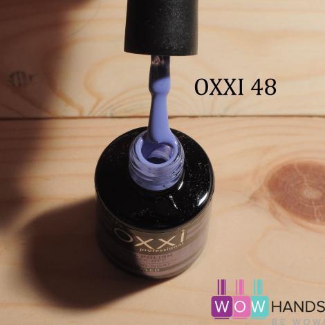 Гель-лак OXXI 8 мл №048
