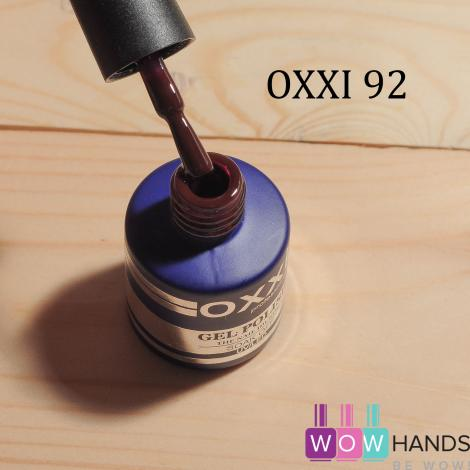 Гель-лак OXXI 8 мл №092
