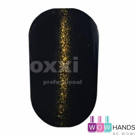 Прозрачный топ OXXI 001 (золотая полоска) 8 мл