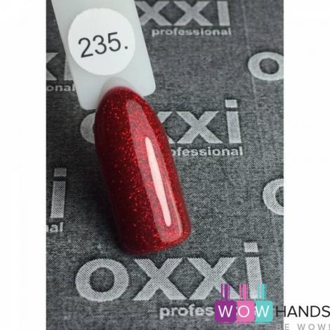 Гель-лак OXXI 8 мл №235