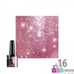 Гель-лак g.lacolor illumi rose №16