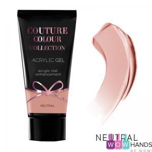 Акрил-гель acrylic gel neutral couture colour