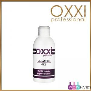 Жидкость для снятия липкого слоя CLEANSER GEL OXXI 250 мл