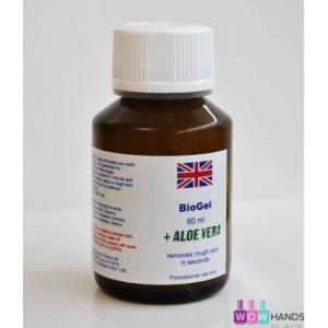 Biogel Aloe Vera, фруктовая кислота, 60мл