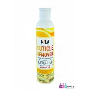 Ремувер для кутикулы Nila Cuticle Remover (апельсин), 250 мл