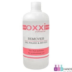OXXI Gel Remover - средство для снятия гель-лака 500 мл