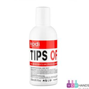 Tips Off Kodi 250 ml (Средство для удаления гель-лака)