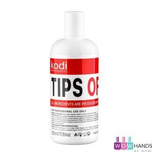 Tips Off Kodi 500 ml (Средство для удаления гель-лака)
